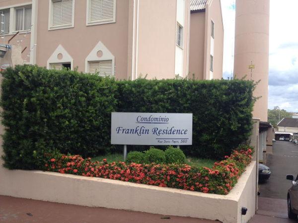 Edifício Franklin Residence