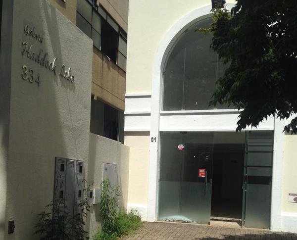 Sala Comercial Paranaguá