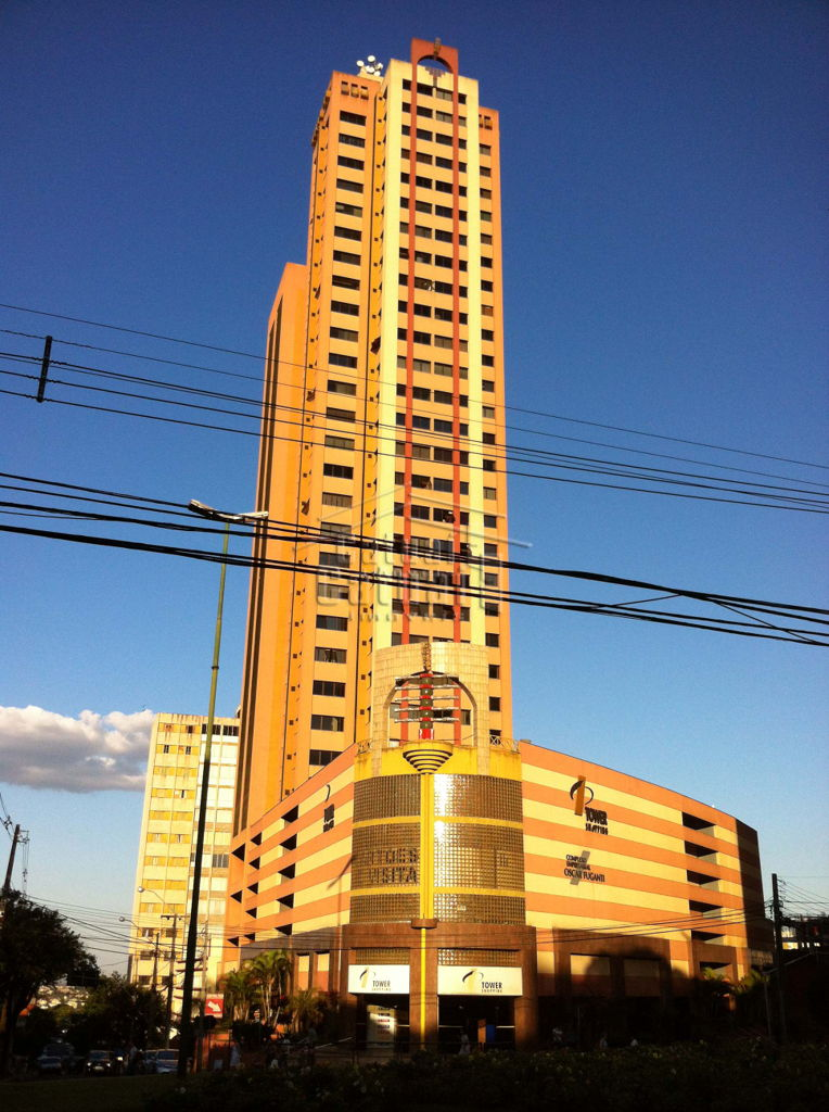 Tower Shopping Edifício(oscar Fuganti)