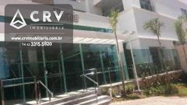 999488, Apartamento de 3 quartos, 94.0 m² à venda no Ed Florais Eco Resort E Residence, Gleba Palhano - Londrina/PR