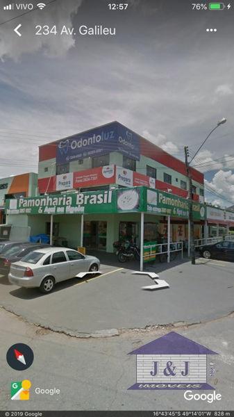 Sala Comercial Jardim Da Luz 2º Piso - 55 M2