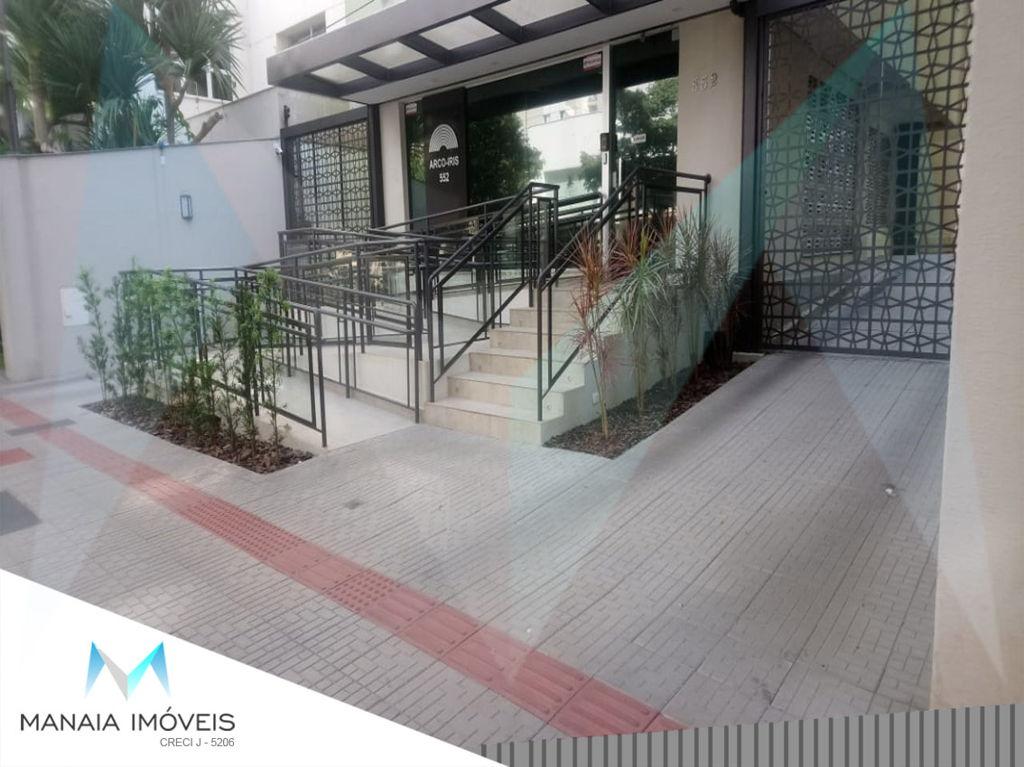 Edifício Residencial Arco Iris