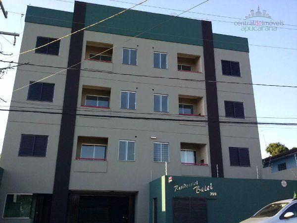 Edifício Residencial Betel de Imobiliária Cássio Navas.'