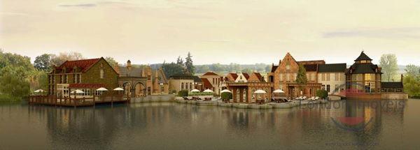 Condominio The Euro Royal Residence & Resort